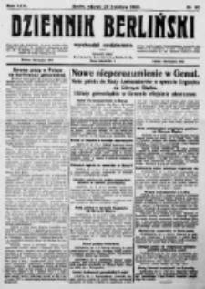 Dziennik Berliński. 1922 R.26 nr90