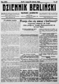 Dziennik Berliński. 1922 R.26 nr91