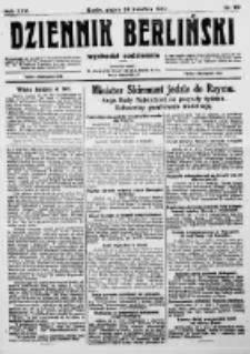 Dziennik Berliński. 1922 R.26 nr93