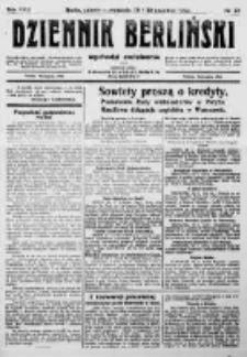 Dziennik Berliński. 1922 R.26 nr94