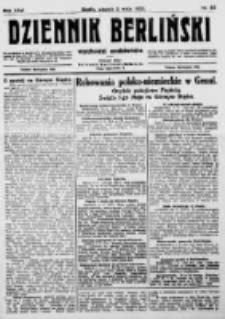 Dziennik Berliński. 1922 R.26 nr95