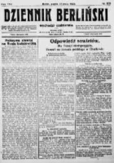 Dziennik Berliński. 1922 R.26 nr103