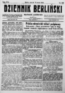 Dziennik Berliński. 1922 R.26 nr106