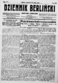Dziennik Berliński. 1922 R.26 nr108