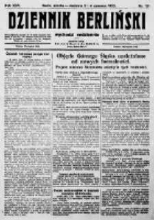 Dziennik Berliński. 1922 R.26 nr121
