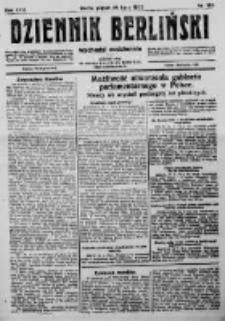 Dziennik Berliński. 1922 R.26 nr155