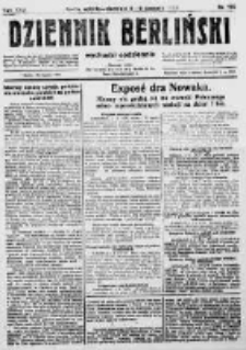 Dziennik Berliński. 1922 R.26 nr162