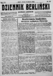 Dziennik Berliński. 1922 R.26 nr164