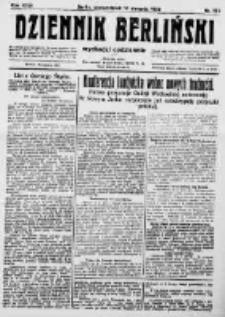 Dziennik Berliński. 1922 R.26 nr169