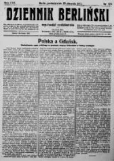 Dziennik Berliński. 1922 R.26 nr174
