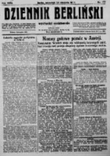 Dziennik Berliński. 1922 R.26 nr177