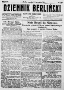 Dziennik Berliński. 1922 R.26 nr194