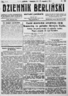 Dziennik Berliński. 1922 R.26 nr196