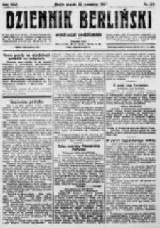 Dziennik Berliński. 1922 R.26 nr201