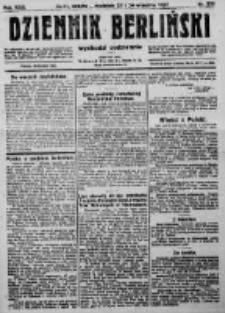 Dziennik Berliński. 1922 R.26 nr202