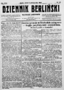 Dziennik Berliński. 1922 R.26 nr211