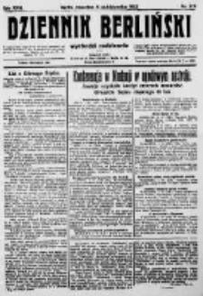 Dziennik Berliński. 1922 R.26 nr212