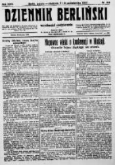 Dziennik Berliński. 1922 R.26 nr214