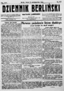 Dziennik Berliński. 1922 R.26 nr217