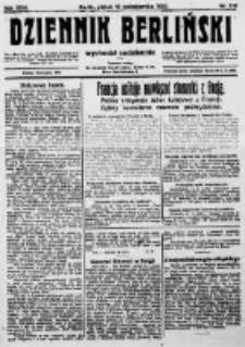 Dziennik Berliński. 1922 R.26 nr219