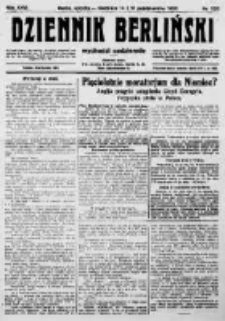 Dziennik Berliński. 1922 R.26 nr220
