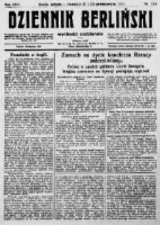 Dziennik Berliński. 1922 R.26 nr226