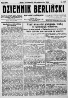 Dziennik Berliński. 1922 R.26 nr227