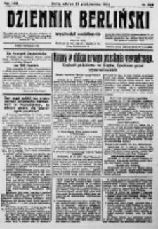 Dziennik Berliński. 1922 R.26 nr228