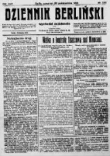 Dziennik Berliński. 1922 R.26 nr230