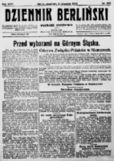 Dziennik Berliński. 1922 R.26 nr235