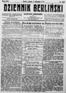 Dziennik Berliński. 1922 R.26 nr236