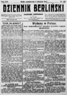 Dziennik Berliński. 1922 R.26 nr238