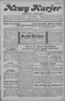 """Nowy Kurjer: dawniej """"Postęp"""" 1929.09.05 R.40 Nr204"""