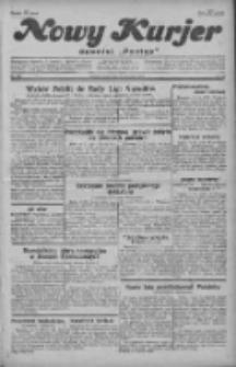 """Nowy Kurjer: dawniej """"Postęp"""" 1929.09.11 R.40 Nr209"""