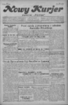"""Nowy Kurjer: dawniej """"Postęp"""" 1929.09.13 R.40 Nr211"""
