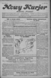 """Nowy Kurjer: dawniej """"Postęp"""" 1929.09.15 R.40 Nr213"""