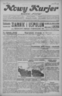 """Nowy Kurjer: dawniej """"Postęp"""" 1929.09.22 R.40 Nr219"""