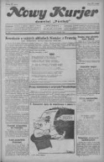 """Nowy Kurjer: dawniej """"Postęp"""" 1929.09.24 R.40 Nr220"""
