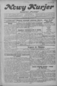 """Nowy Kurjer: dawniej """"Postęp"""" 1929.10.01 R.40 Nr226"""