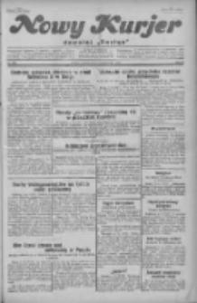 """Nowy Kurjer: dawniej """"Postęp"""" 1929.10.05 R.40 Nr230"""