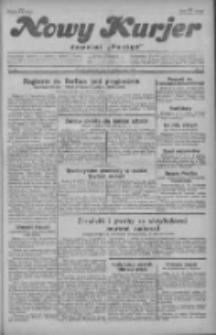 """Nowy Kurjer: dawniej """"Postęp"""" 1929.10.10 R.40 Nr234"""