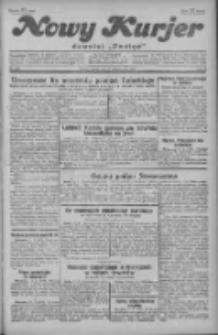 """Nowy Kurjer: dawniej """"Postęp"""" 1929.10.12 R.40 Nr236"""