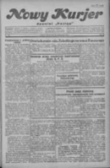"""Nowy Kurjer: dawniej """"Postęp"""" 1929.10.15 R.40 Nr238"""