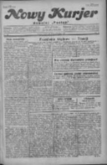 """Nowy Kurjer: dawniej """"Postęp"""" 1929.10.26 R.40 Nr248"""