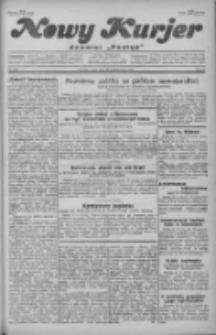 """Nowy Kurjer: dawniej """"Postęp"""" 1929.10.30 R.40 Nr251"""