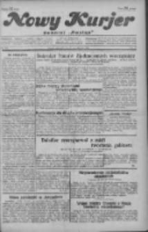 """Nowy Kurjer: dawniej """"Postęp"""" 1929.10.31 R.40 Nr252"""