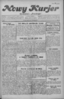 """Nowy Kurjer: dawniej """"Postęp"""" 1929.11.01 R.40 Nr253"""