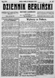 Dziennik Berliński. 1922 R.26 nr240