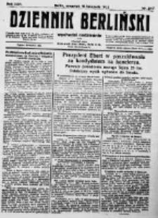 Dziennik Berliński. 1922 R.26 nr247