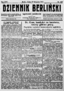 Dziennik Berliński. 1922 R.26 nr248